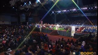 COGIC 107th Holy Convocation 2014 – Sermonic Selection & Dr. Barbara McCoo Lewis