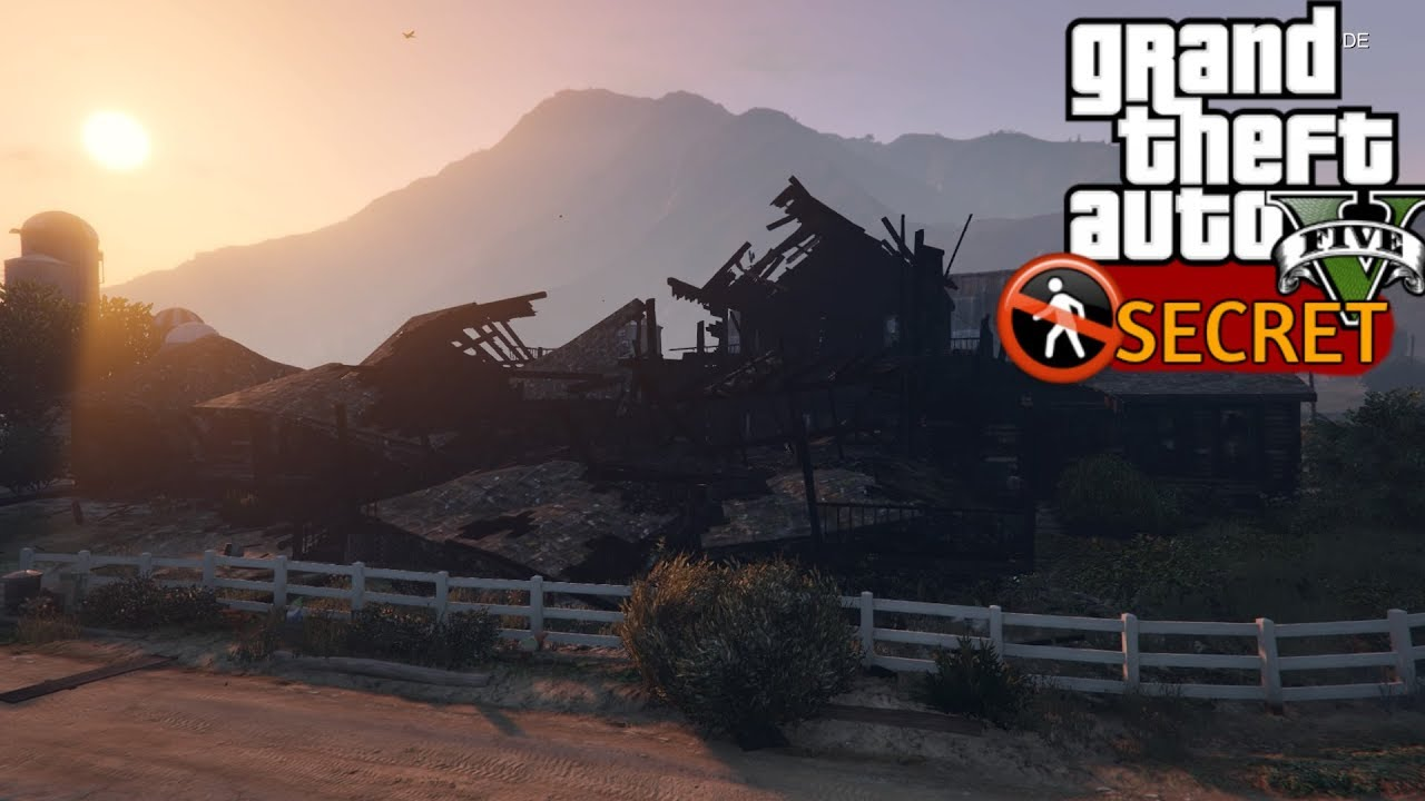 How To Get Into The O Neil Brothers House In Gta 5 Single Player Director Mode Youtube
