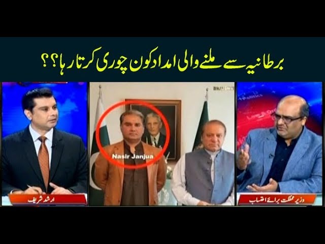 Power Play | Arshad Sharif | ARYNews | 15th July 2019