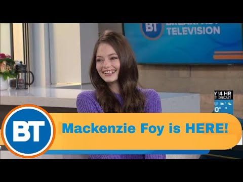 Mackenzie Foy stars in 'The Nutracker and the Four Realms'