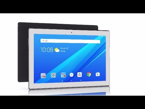 Lenovo Tab 4 10 Product Tour
