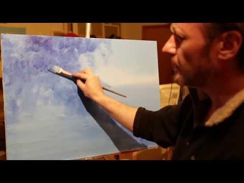 Бесплатные видеоуроки живописи бесплатные у