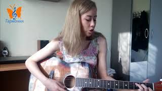 Обучение игре на гитаре в школе Гармония