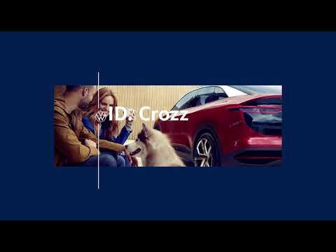 New Volkswagen Logo - ID Crozz