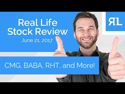 Real Life Stock Review June 21st, 2017