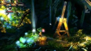 TRINE  pc gameplay / HD /