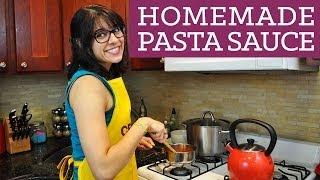 Homemade Pasta Sauce - Mind Over Munch Episode 2