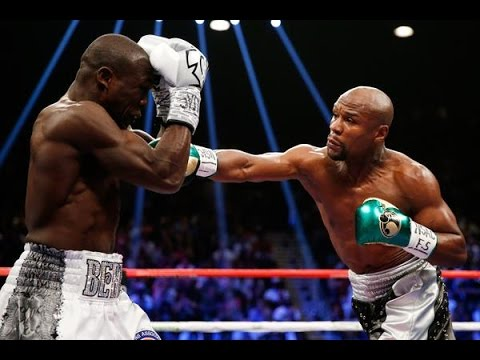 Floyd Mayweather vs. Andre Berto Highlights (HD)