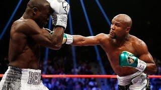 Floyd Mayweather vs. Andre Berto Highlights (HD)