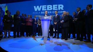 Weber el discreto al frente de la derecha europea