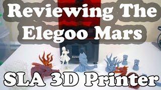 Elegoo Mars Review | My First Resin Printer