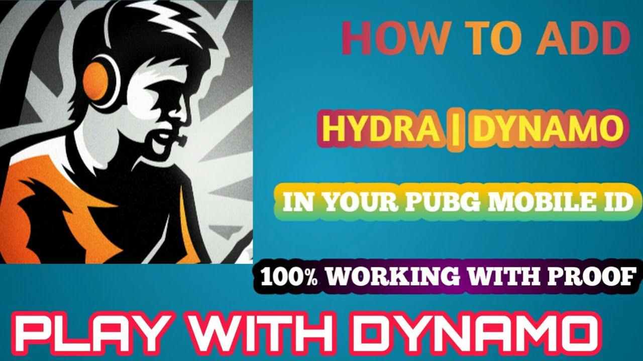 Dynamo Pubg Id Name - Ogmetro com