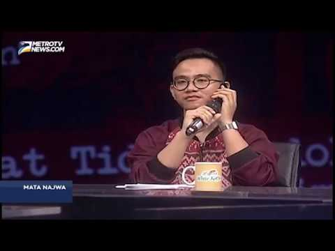 Jokowi: Bener Ini Episode Terakhir Mata Najwa?