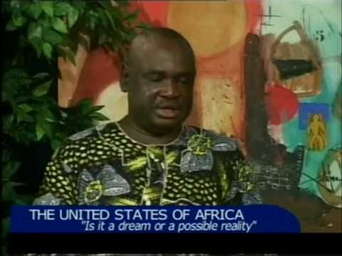 """""""The United States of Africa"""" Debate On STV With Jessie Bawak [2012]"""