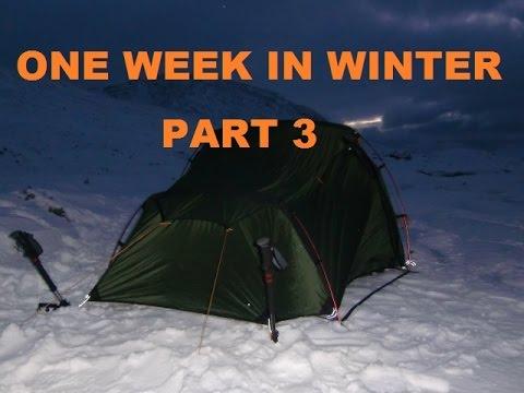 One week in Winter...Part 3