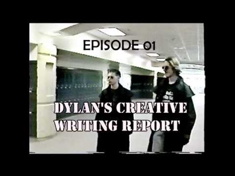 Columbine Archives-Episode 01-Dylans School Essay