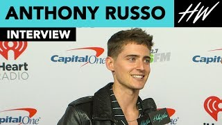 Anthony Russo Leaks G-Eazy Show Deets & Reveals His Pre-performance Ritual! | Hollywire