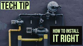 HVAC Tech School: GAS PRESSURE REGULATORS DON