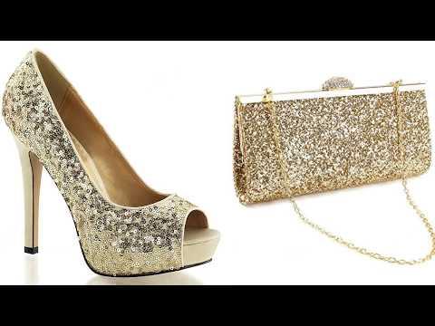Zapatos y Bolsos para Fiestas de promoción