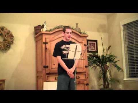 Sam Yager Informative Speech COMS 101