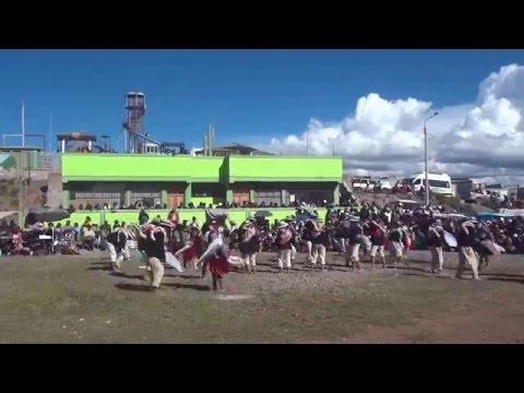 Carlos Gutierrez  -  Carnavales 2016 - Potoni - Azangaro