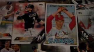my baseball cards