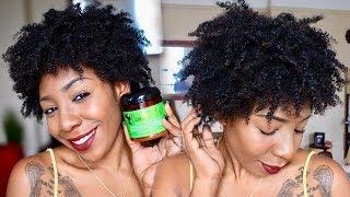 NEW Camille Rose Nangai & Tsubaki Strength Restore Protein Treatment (On Natural Hair)