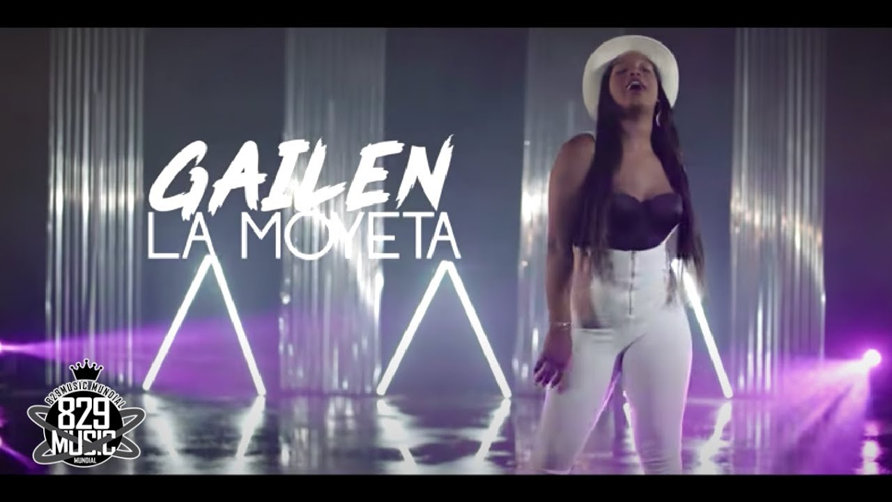 Gailen La Moyeta - Ruede (Video Oficial) 2019