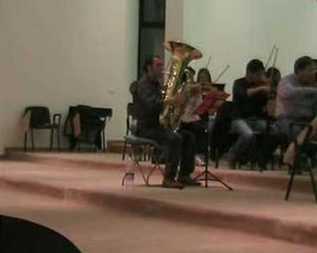 Domenico Zizzi: Tuba Concerto- I Tempo