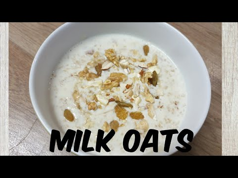 milk-oats-recipe-|easy-and-healthy-breakfast-recipes-|