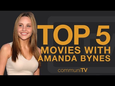 TOP 5: Amanda Bynes Movies