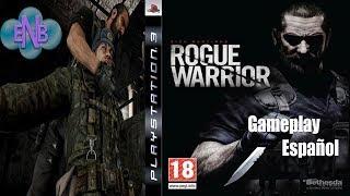 ROGUE WARRIOR || GAMEPLAY  PS3 || ESPAÑOL.