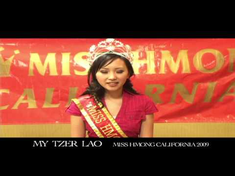 Miss Hmong California 2010 Contestants