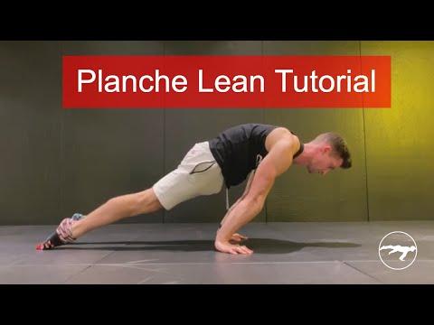 how-to-planche-lean---planche-progression-tutorial