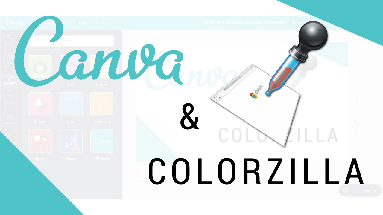 Colorzilla online - Canva And Colorzilla