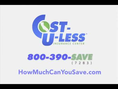Get Affordable Car Insurance from Cost-U-Less Insurance Center