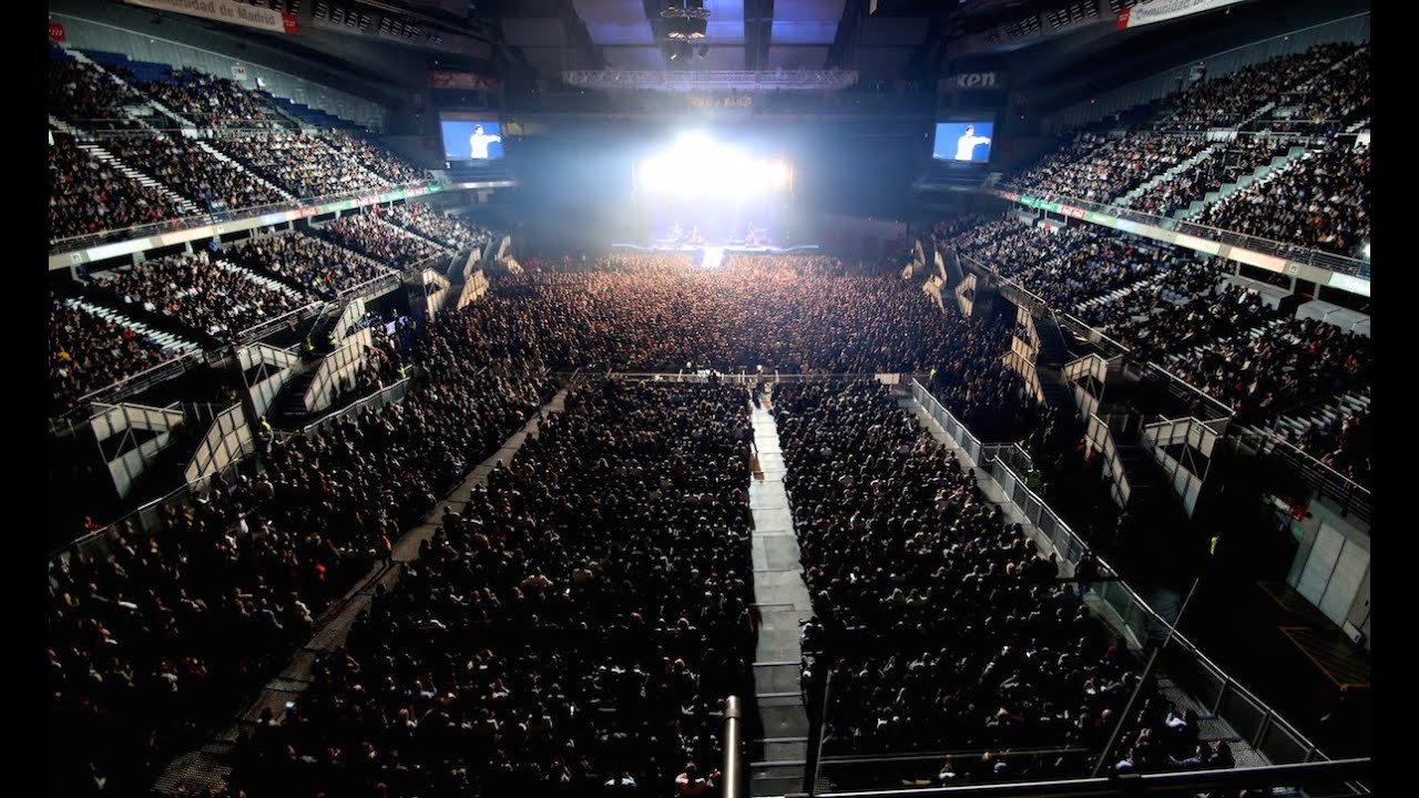 david bisbal gira t y yo madrid barclaycard center