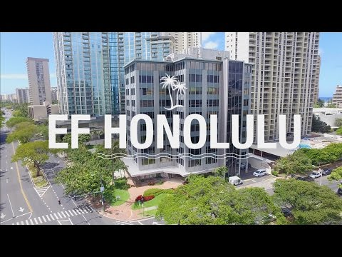 EF Honolulu – Tour of the School