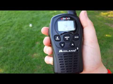 Midland LXT500PA Walkie Talkie Review