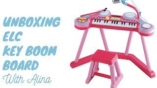 Скачать Alina Unboxing Mainan ELC Key Boom Board