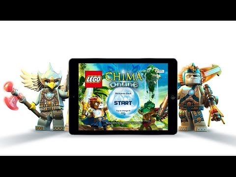 LEGO Chima Online iOS Release Trailer