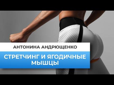 Стретчинг и ягодичные мышцы