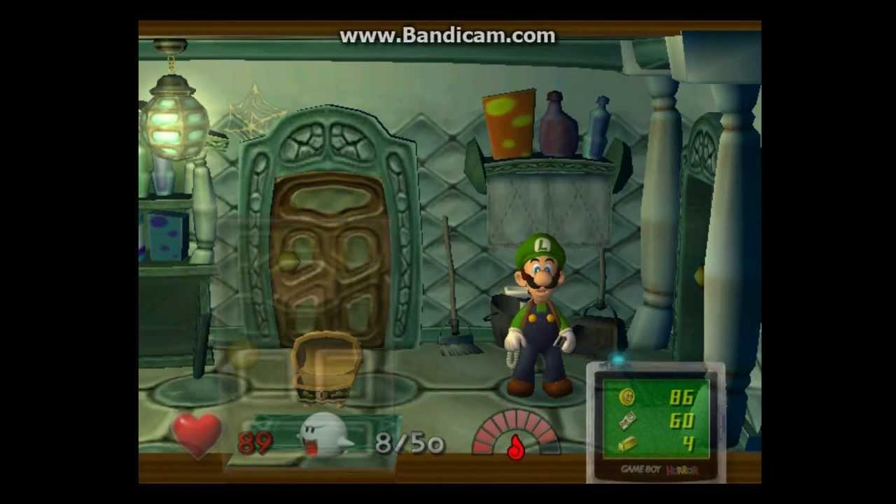 Luigi S Mansion 10 The Laundry Room Youtube
