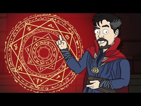 "Download Youtube: Dr. Strange Parody   ""Helping Hand"""