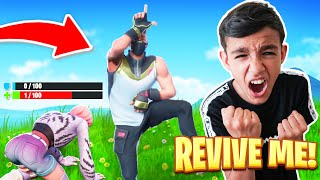 This is What Happened When I Team Killed My Little Brother In Fortnite!
