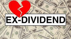 What is the Ex-Dividend Date?   Dividend Definitions #4