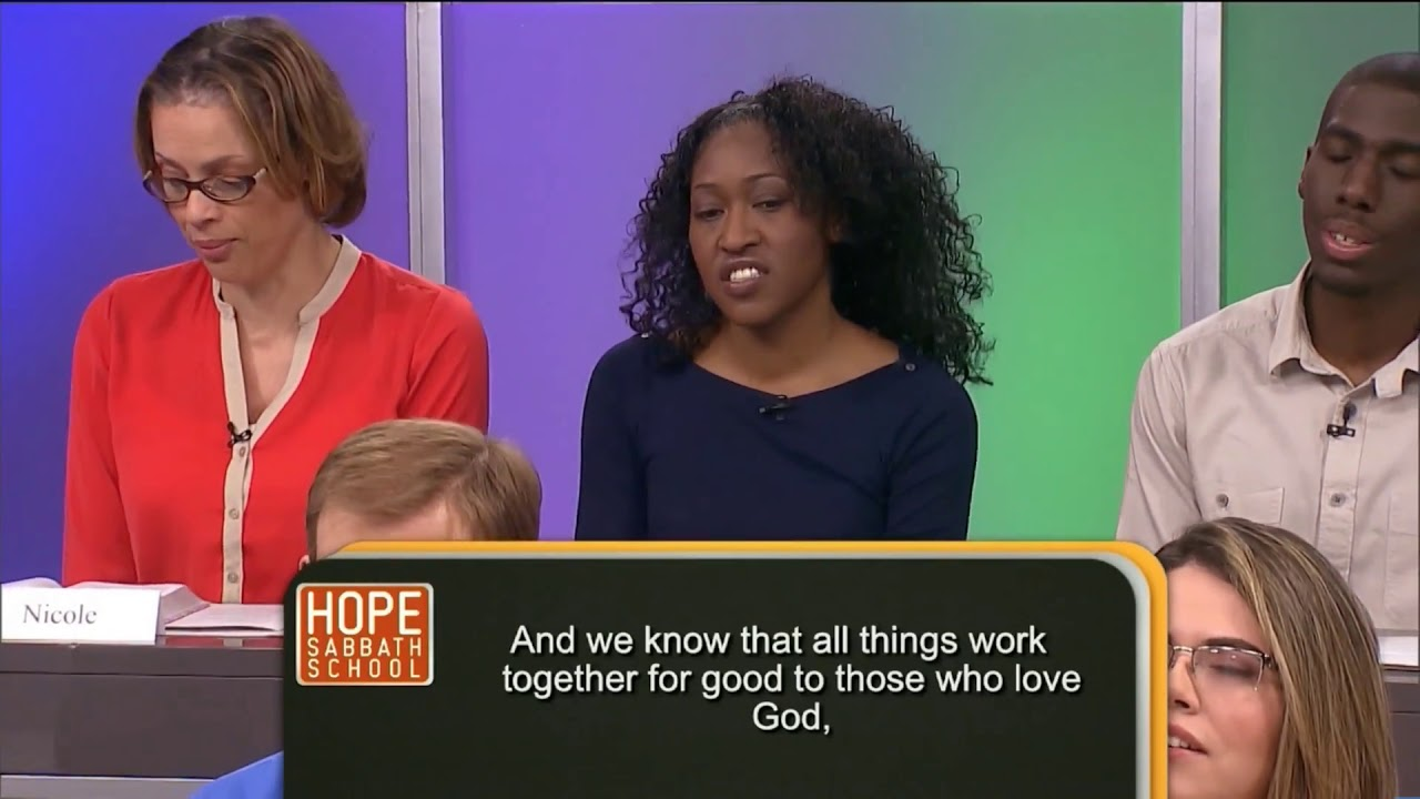 Hope Sabbath School: Lesson 4 - Justification by Faith (4th Qtr 2017)