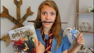 HARRY POTTER COLLECTION 2017 ll LifeAsJade