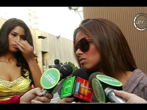 Alexia Gómez le reclamó a Shirley Arica sobre su salida de † Las Justicieras †