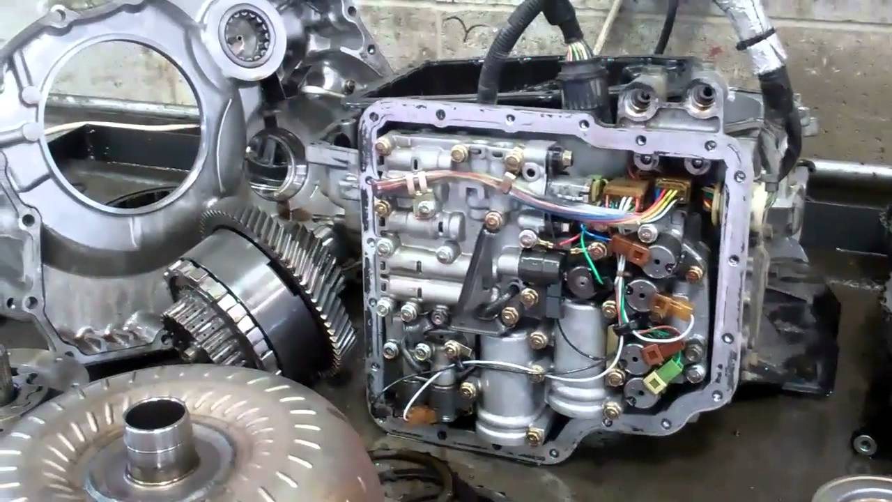 Miguel S 2002 Freelander Transmission Show N Tell Youtube